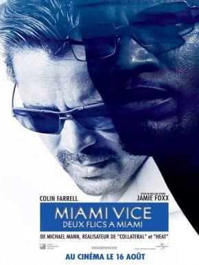 Miami vice - Deux flics à Miami DVD et Blu-Ray