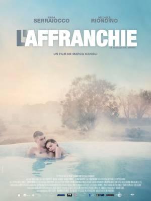 Jaquette dvd L'Affranchie