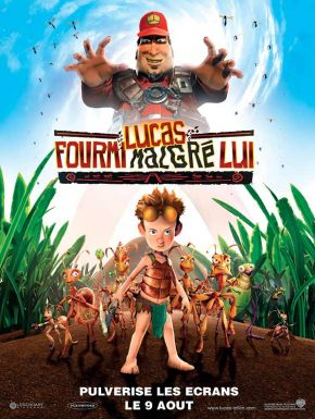 sortie dvd  Lucas, fourmis malgré lui