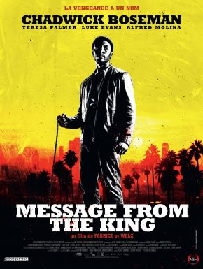 Message From The King DVD et Blu-Ray
