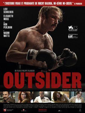 Sortie DVD Outsider