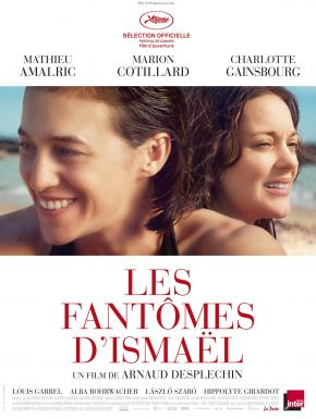 DVD Les Fantômes D'Ismaël