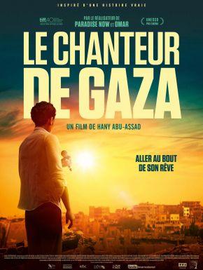 Le Chanteur De Gaza DVD et Blu-Ray
