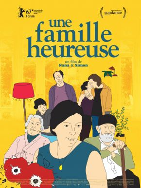 DVD Une Famille Heureuse