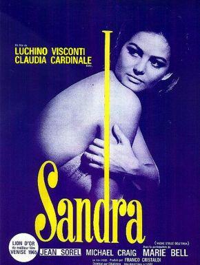 Sandra DVD et Blu-Ray