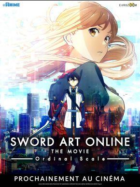DVD Sword Art Online Movie