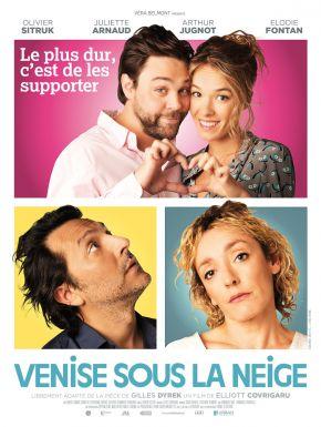Sortie DVD Venise Sous La Neige