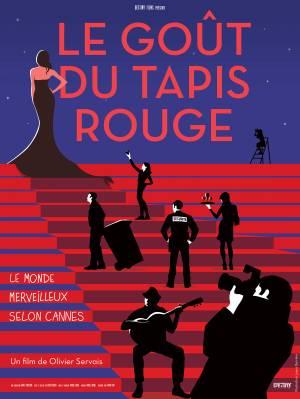 Jaquette dvd Le Goût Du Tapis Rouge