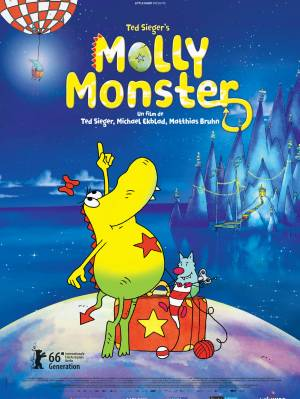 DVD Molly Monster