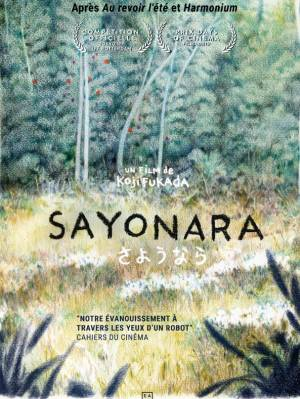Sayônara DVD et Blu-Ray