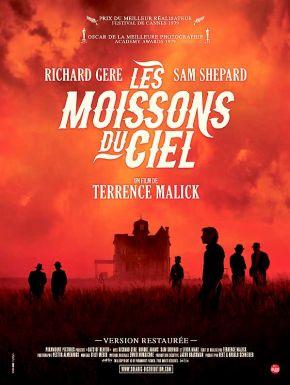 Les Moissons Du Ciel DVD et Blu-Ray