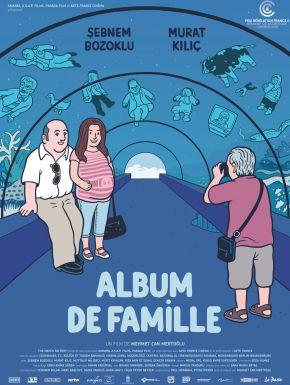 DVD Album De Famille