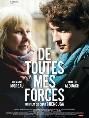 Jaquette dvd De Toutes Mes Forces