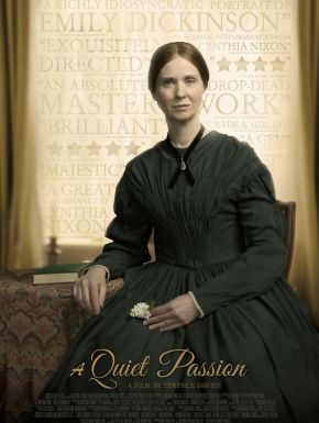Jaquette dvd Emily Dickinson : A Quiet Passion