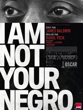 I Am Not Your Negro DVD et Blu-Ray