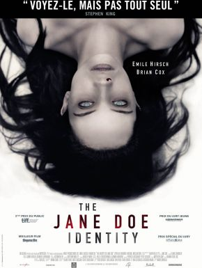 Sortie DVD The Jane Doe Identity