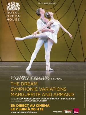 The Dream, Symphonic Variations, Marguerite And Armand