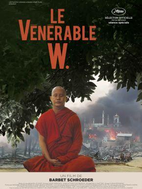 Jaquette dvd Le Vénérable W.