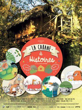 Sortie DVD La Cabane à Histoires