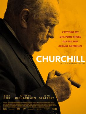 Jaquette dvd Churchill