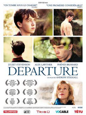 DVD Departure