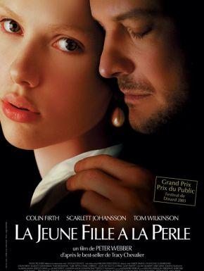 La Jeune Fille à La Perle DVD et Blu-Ray