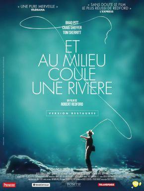Jaquette dvd Et Au Milieu Coule Une Rivière