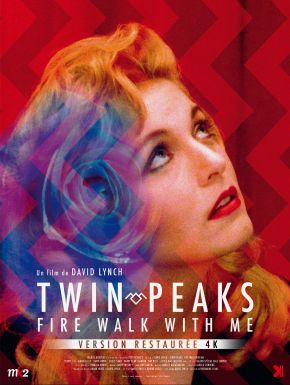 Twin Peaks: Fire Walk With Me DVD et Blu-Ray