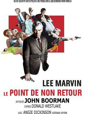 Le Point De Non Retour (Point Blank) DVD et Blu-Ray