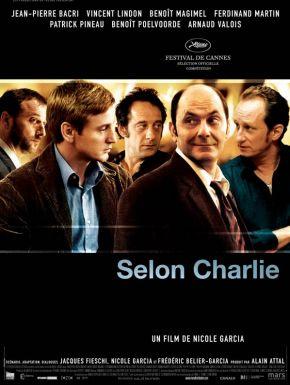 Jaquette dvd Selon Charlie