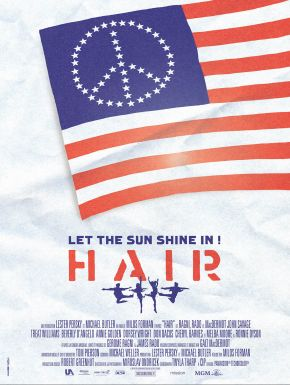 Hair en DVD et Blu-Ray