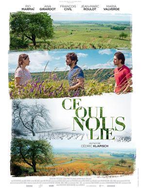 DVD Ce Qui Nous Lie