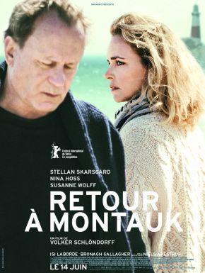 DVD Retour à Montauk