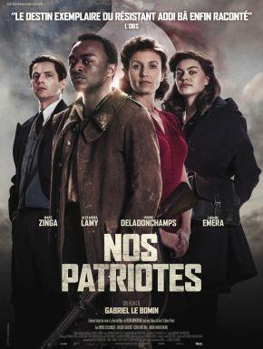 Nos Patriotes DVD et Blu-Ray