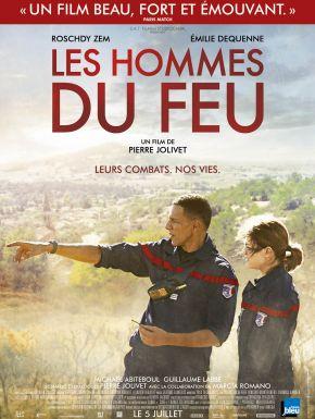 Jaquette dvd Les Hommes Du Feu