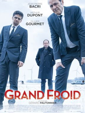 DVD Grand Froid