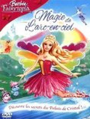 Barbie, La Magie De L'arc-en-ciel en DVD et Blu-Ray