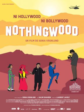 Nothingwood en DVD et Blu-Ray