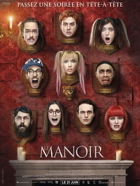 DVD Le Manoir