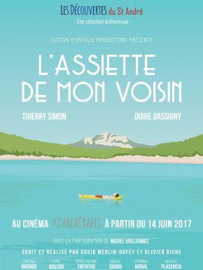 DVD L'assiette De Mon Voisin
