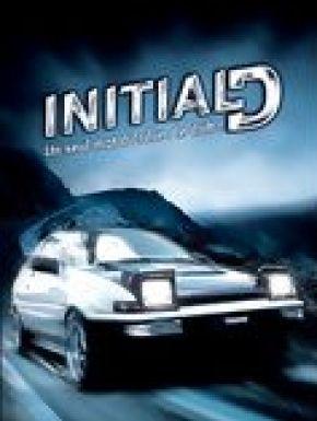 DVD Initial D