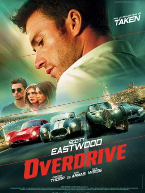 Jaquette dvd Overdrive