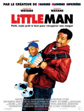 Sortie DVD Little man