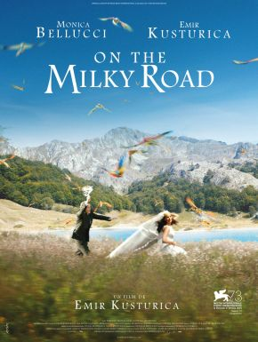 Jaquette dvd On The Milky Road