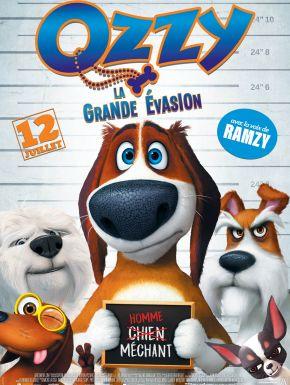 sortie dvd  Ozzy, La Grande évasion