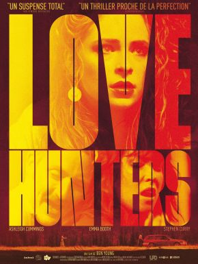 DVD Love Hunters