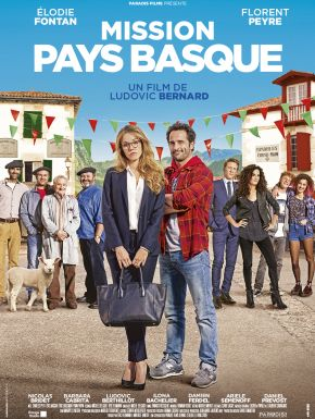 Mission Pays Basque DVD et Blu-Ray