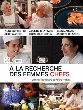 DVD À La Recherche Des Femmes Chefs