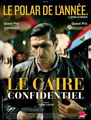 Jaquette dvd Le Caire Confidentiel
