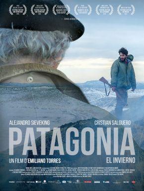 Jaquette dvd Patagonia, El Invierno
